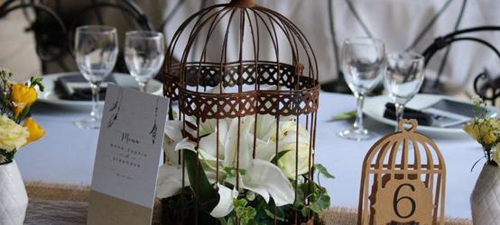 Décoration pour mariage près de Saint-Quentin